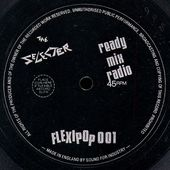 Flexipop N°1 - dec 1980 - The Selecter : Ready mix radio - l'oreille cassée