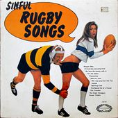 The shower-room squad - sinful rugby songs - 1970 - l'oreille cassée