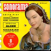 sonorama N°30 mai 1961 - l'oreille cassée