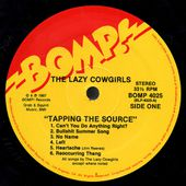 the lazy cowgirls - tapping the source - 1987 - l'oreille cassée