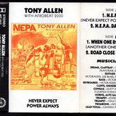 Tony Allen with Afrobeat 2000 - N.E.P.A - 1984 - l'oreille cassée