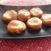 Quichettes sans Pâte au Roquefort et aux Noix -