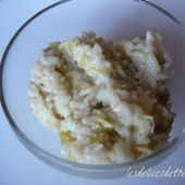 risotto au cook'in - Le blog de lesdelicesdethithoad