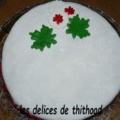the birthday cake - Le blog de lesdelicesdethithoad