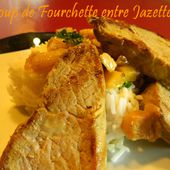 Filet mignon mangue-épices - Coup de Fourchette entre Jazette by Paulinelly