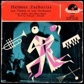 helmut zacharias son violon et son orchestre -avril au portugal - Don Barbaro's exotic coco world