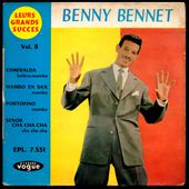 benny bennet et son orchestre de musique latine-américaine - Don Barbaro's exotic coco world