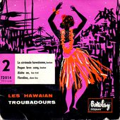 les hawaïan troubadours - Don Barbaro's exotic coco world