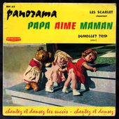 Les Scarlet - papa aime maman - Don Barbaro's exotic coco world