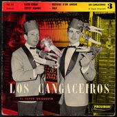Los Cangaceiros N°3 - El super orchesta - Don Barbaro's exotic coco world