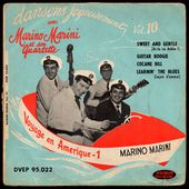 Marino Marini et son quartette - sweet and gentle - 1957 - Don Barbaro's exotic coco world
