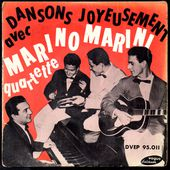 Marino Marini quartette - stu mambo cha cha cha ( vogue-durium dvep.95.011) 1952 - Don Barbaro's exotic coco world