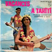 vacances à tahiti 1959 - Don Barbaro's exotic coco world