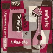 rudi wairata and his hawaian-boy's : aloha-rag/catamaran - Don Barbaro's exotic coco world