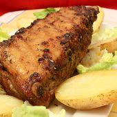 Travers de Porc au Four à la Mexicaine - La Cuisine des Jours...