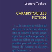 Léonard TAOKAO : Carabistouilles fiction. - Les Lectures de l'Oncle Paul