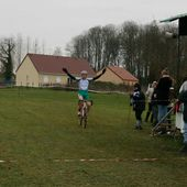 Baptiste CONSTANTIN (CO Couronnay) remporte le premier cyclo cross de Sainte-Solange (18)