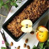 Fondant aux Pommes sous une couche de Pralin - Cuisine et Cigares