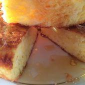 Tahvoult cette fameuse galette kabyle aux œufs ...