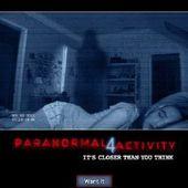 Paranormal Activity 4 (Bande-annonce/extrait) 2012