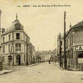 Rue des Romains, rue du Mont-d'Arène