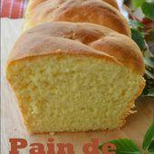 Pain de Mie - Le blog de C'est Nathalie qui cuisine