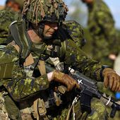 Canada to send 1,000 troops to E. Europe to boost NATO presence at Russia's doorstep