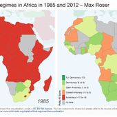 Africa in Data - The Data-Visualization-Presentation on How Africa is Changing
