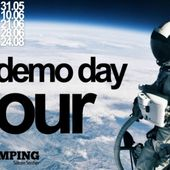 Le Camping Paris - The Demo Day Tour starts soon !