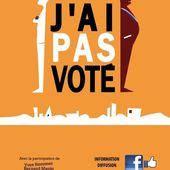 """Un film de synthèse sur l'exigence démocratique populaire qui monte dans le pays : """" J'ai pas voté """""""