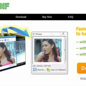 Create Animated GIF from YouTube -