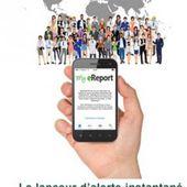 My eReport, l'application mobile qui vous rend acteur de santé publique ! | Le numérique au service de la santé à domicile et de l'autonomie | e santé et e patients