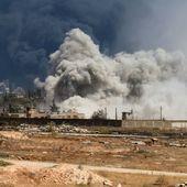 Syrie: des avions de la coalition internationale frappent l'armée syrienne | Voix Africaine: Afrique Infos