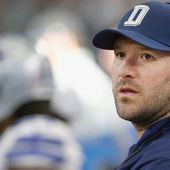 Twitter Reacts to 'Fat' Pic of Tony Romo at Training Camp