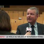 Délégué interministériel à la sécurité routière de 2003 à 2006, Rémy Heitz - Bougez autrement à Blois - Bougez autrement dans le val de Loire