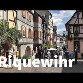 "Regardez ""FRANCE: Riquewihr village [HD]"" sur YouTube"