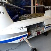 Dragonfly Pictures DP-14 Hawk : un drone ambulance pour l'US Army
