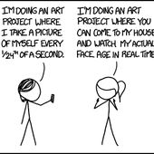 xkcd: Art Project
