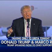 Trump: Rubio's 'A Nice Guy,' But 'Very, Very Weak on Immigration'