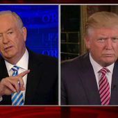 O'Reilly to Trump on Khan Controversy: 'It Wasn't Wise to Bring the Mother In'