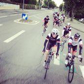 26/05/15 Entrainement JEGOU SPORT du soir - Lilian J.'s 60.5 kilometers bike ride