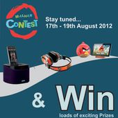 Malhar Fest 2012: Win Cool Giveaways from Intersection.in