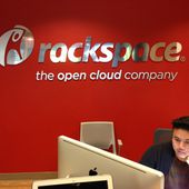 A check-in at Rackspace SF