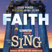 "Faith (feat. Ariana Grande) [From ""Sing""] - Single de Stevie Wonder sur Apple Music"