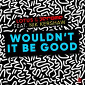 Wouldn't It Be Good (feat. Nik Kershaw) - Single de Lotus & Jerome sur Apple Music