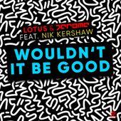 Wouldn't It Be Good (feat. Nik Kershaw) - Single de Lotus & Jerome sur Apple Music