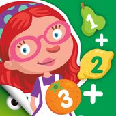 Shop & Math - A store play set games for kids to trace numbers, learn counting, addition & basic maths on the App Store