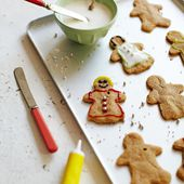 Gingerbread People | Bread Recipes | Jamie Oliver