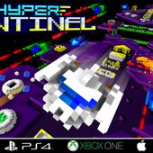 Hyper Sentinel - a retro inspired arcade shoot 'em up