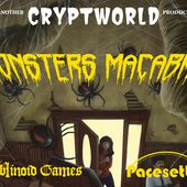 MONSTERS MACABRE, a sourcebook for Cryptworld